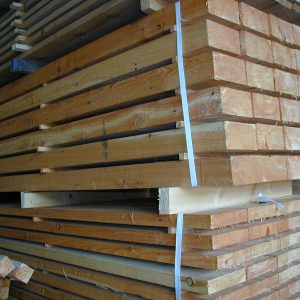 larch sawn