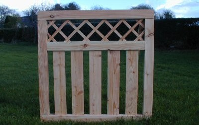 Larch Angus Gate